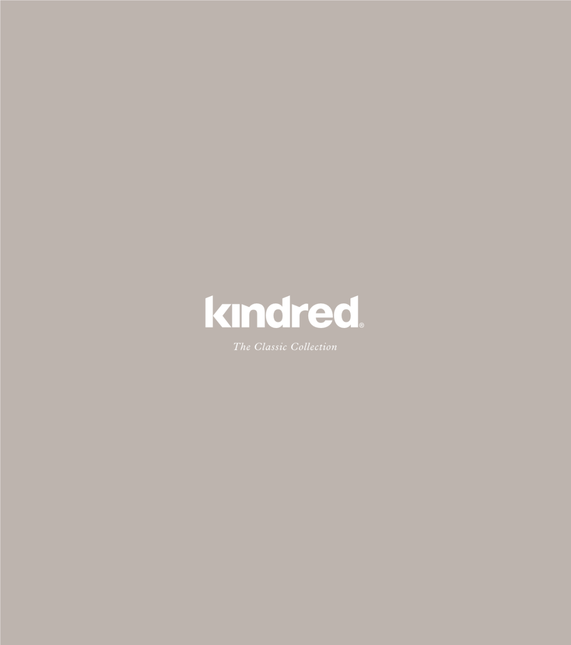 Kindred Classic Brochure